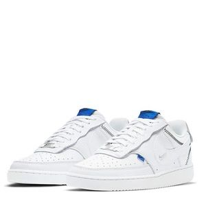 BRAND NEW NIKE WOMENS COURT VISION LOW SNEAKER